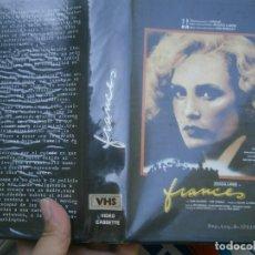 Cine: FRANCES¡¡PRIMERAS EDICCIONES¡¡PIRATAS¡¡RRAREZA¡¡VHS. Lote 172872019