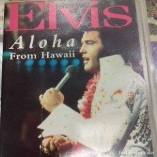 Cine: ELVIS ALOHA FROM HAWAII 30 OF ELVIS' GREATEST HITS. Lote 172960713