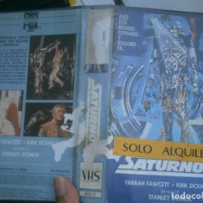 Cine: SATURNO 3¡¡1 EDICCION¡¡VHS. Lote 172967018