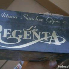 Cine: LA REGENTA LOTE NUEVO PRECINTADO¡VHS. Lote 173079919