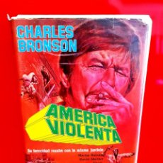 Cine: AMERICA VIOLENTA (1973) - THE STONE KILLER. Lote 173523270