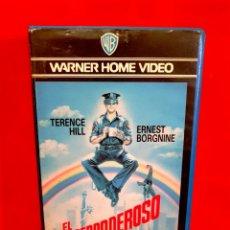 Cine: EL SUPERPODEROSO (1980) - SERGIO CORBUCCI, TERENCE HILL, ERNEST BORGNINE . Lote 173526043