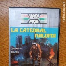 Cine: LA CATEDRAL MALDITA TERROR ÚNICA EN TC. Lote 173529207