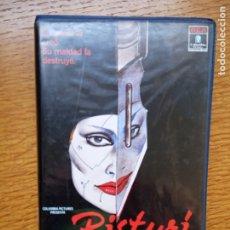 Cine: BISTURI (1977)- FALSE FACE SLASHER RCA 1ª EDICIÓN TERROR. Lote 173529310