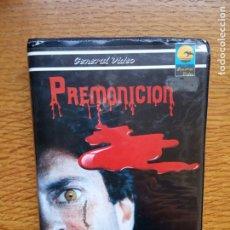 Cine: PREMONICION - ALAN RUDOLPH - TERROR ÚNICA EN TC. Lote 173531385