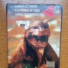 Cine: UNINVITED TERROR ÚNICA EN TC. Lote 173551132
