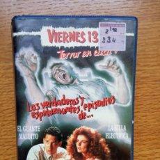 Cine: VIERNES 13, TERROR EN CASA 5 HORROR. SERIE TV MISTERIO PARA 3. Lote 173568827