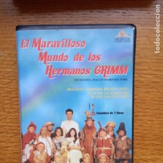 Cine: EL MARAVILLOSO MUNDO DE LOS HERMANOS GRIMM (1962) HENRY LEVIN - LAURENCE HARVEY RAREZA. Lote 173587753