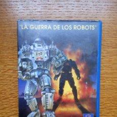 Cine: ROBOT JOX - STUART GORDON CIENCIA FICCION ALBERT BAND. Lote 173591435
