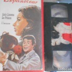 Cine: VHS - ESPAÑOLEAR - 113. Lote 173597862