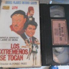 Cine: VHS - LOS EXTREMEÑOS SE TOCAN - 116. Lote 173597900