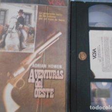 Cine: VHS - AVENTURAS DEL OESTE - 118. Lote 173597979