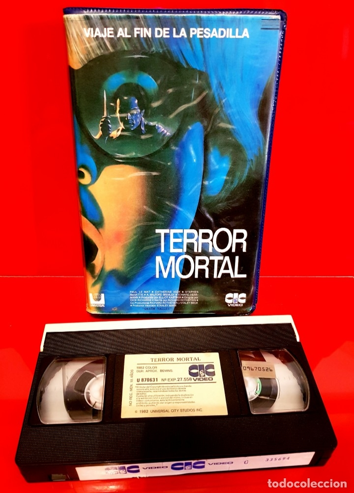 Cine: TERROR MORTAL (1982) - Death Valley - Foto 3 - 173607090