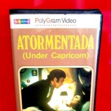 Cine: ATORMENTADA (1949) - UNDER CAPRICORN (ALFRED HITCHCOCK). Lote 173607162