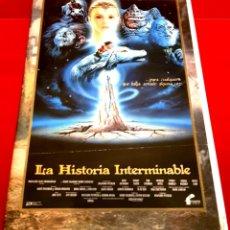 Cine: LA HISTORIA INTERMINABLE (1984) - 1ª EDICION DE VIDEOCLUB. Lote 173681614