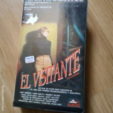 Cine: CARÁTULA EL VISITANTE- THE PLUMMER PETER WEIR- TERROR. Lote 173683894