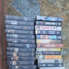 Cine: LOTE DE 217 CINTAS VHS PELÍCULAS, CINE, CLÁSICOS, COMERCIAL... Lote 173805982