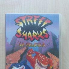 Cine: CINTA VIDEO VHS STREET SHARKS LA PELICULA FILMAYER. Lote 173815709
