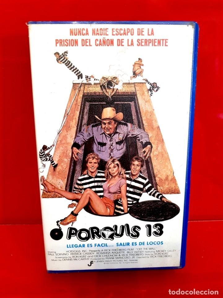 Cine: PORQUIS 13 - TEEN MOVIE DESCATALOGADA - Foto 2 - 173821709