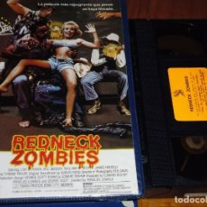 Cine: REDNECK ZOMBIES . LOS ZOMBIS PALETOS . TERROR . TROMA - VHS. Lote 173873828