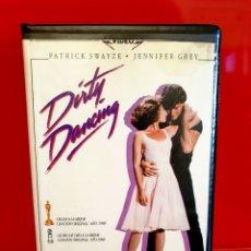Cine: DIRTY DANCING (1987) - 1ª EDICION LIGHTING VIDEO. Lote 173883332
