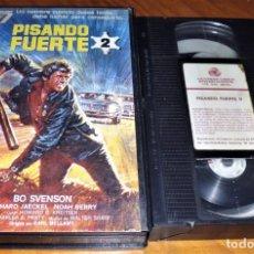 Cine: PISANDO FUERTE 2 - VHS. Lote 173956670