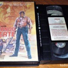 Cine: PISANDO FUERTE 1 - VHS. Lote 173956683