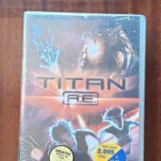 Cine: VHS - TITAN AE - PRECINTADO NUEVO A ESTRENAR!!. Lote 174030262
