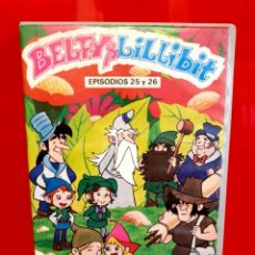 Cinéma: BELFY & LILLIBIT - I.V.E. INTER VIDEO ESPAÑOLA - VOL. 25 Y 26. Lote 174185435