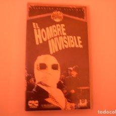 Cine: EL HOMBRE INVISIBLE. Lote 174507323