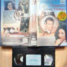 Cine: ATRAPADO EN EL TIEMPO (VHS, 1ª EDICIÓN, BILL MURRAY, HAROLD RAMIS, ANDIE MACDOWELL). Lote 175046590