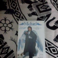 Cine: VHS MICHAEL. Lote 175234470