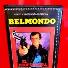 Cine: EL PROFESIONAL - JEAN-PAUL BELMONDO. Lote 175463543