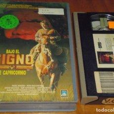 Cine: BAJO EL SIGNO DE CAPRICORNIO . VHS - PEDIDO MINIMO 6 EUROS. Lote 175657132