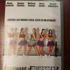 Cine: INGENUAS Y PELIGROSAS VHS. Lote 175698714