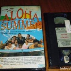 Cine: ALOHA SUMMER . VHS - PEDIDO MINIMO 6 EUROS. Lote 175828552