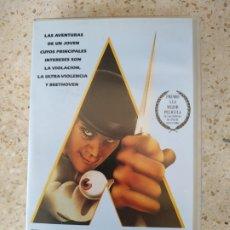 Cine: LA NARANJA MECÁNICA KUBRICK VHS. Lote 175860167