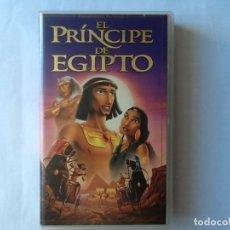 Cine: PELÍCULA VHS. EL PRÍNCIPE DE EGIPTO. THE PRINCE OF EGYPT. OSCAR A SU BANDA SONORA. . Lote 175941522