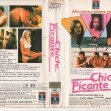 Cine: VHS - CHICLE PICANTE - SECUELA DE POLO DE LIMON - TEEN MOVIE. Lote 176117055