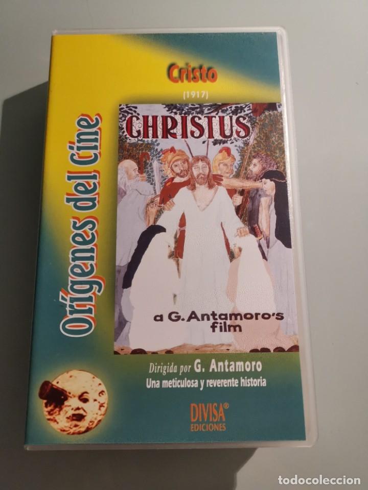 CRISTO 1917 (Cine - Películas - VHS)