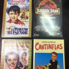 Cine: PELICULAS VHS. Lote 176321328