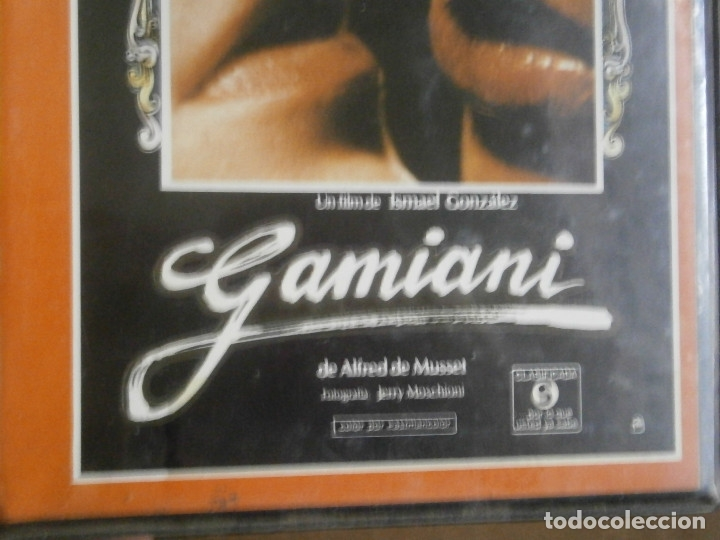 Cine: gamiani¡¡1 ediccion unica en tc¡¡vhs¡¡ - Foto 4 - 176490429