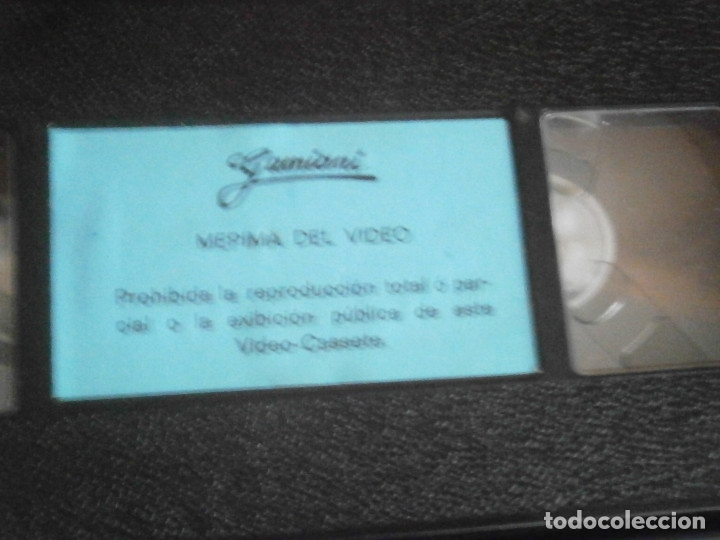 Cine: gamiani¡¡1 ediccion unica en tc¡¡vhs¡¡ - Foto 6 - 176490429