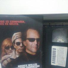 Cine: BANDITS. VHS. ( CAJA GRANDE).. Lote 176597418