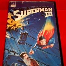 Cine: SUPERMAN 3 (1983) - SUPERMAN III. Lote 176610702