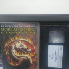 Cine: MORTAL KOMBAT. VHS. Lote 176665695
