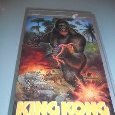 Cine: VHS- 27- KING KONG SE ESCAPA - FILMAYER VIDEO 1990. Lote 176682317