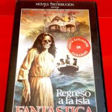 Cine: REGRESO A LA ISLA FANTÁSTICA (1978) - GEORGE MCCOWAN - IVS. Lote 176703897