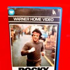 Cine: ROCKY (1976) - WARNER . Lote 176788304