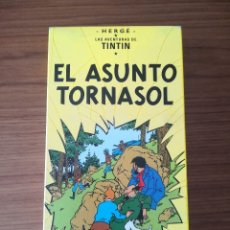 Cine: LAS AVENTURAS DE TINTIN EL ASUNTO TORNASOL PERIODICO YA. Lote 176811702